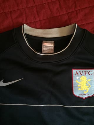 Sudadera entreno original Aston Villa T L