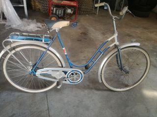 bicicleta años 60