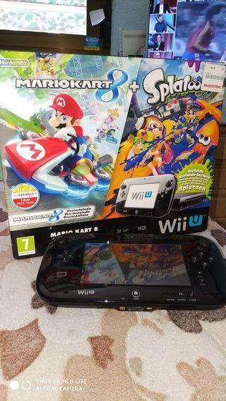 Vendo o Cambio Wii U