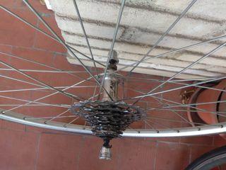 Ruedas para bicicleta de carretera Rigida