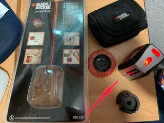Nivel láser black&decker NUEVO laser1 bdl120