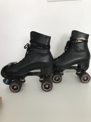 Patines RSI disco roller skates T.39