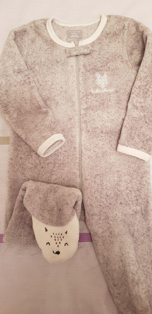 pijama invierno unisex