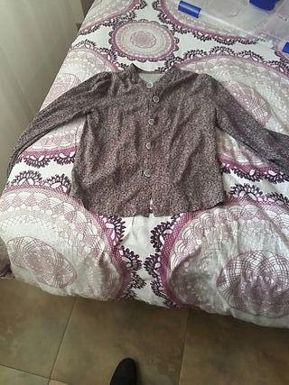 camisa de zara niña