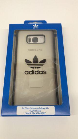 Funda carcasa de móvil Adidas samsung S8 plus