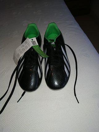 bota de futbol