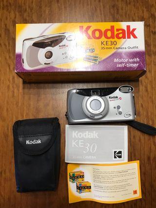 Cámara Fotográfica vintage Kodak Easy Load 35 KE30