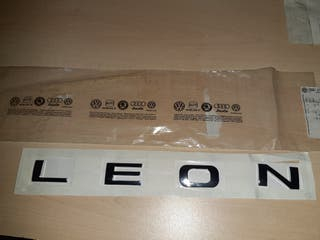 Letras seat leon