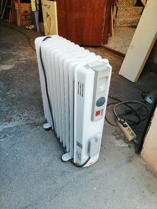 radiadores de aceite electrico