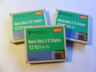 Grapas industriales 3/8'' 23/10 MAX