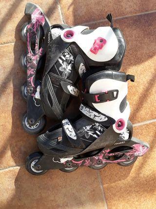 roller skates talla 36