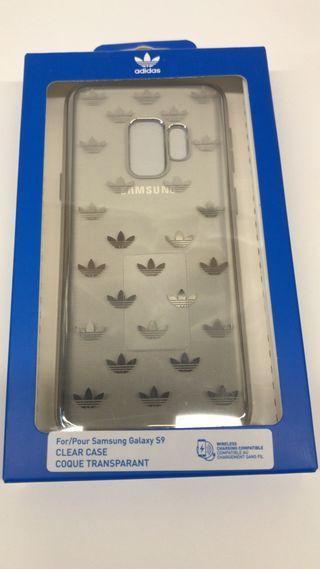 Funda de móvil Adidas Samsung S9 original