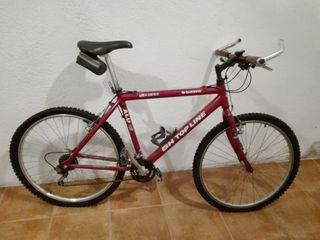 Bicicleta BH TOP LINE ALU100