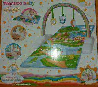 Manta de juegos y actividades bebé de Nenuco