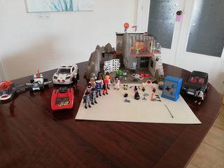 Playmobil Casa espía 4875