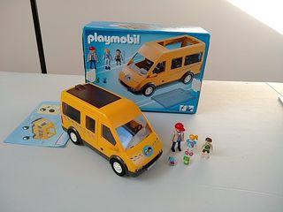 Playmobil 6866. Bus escolar.