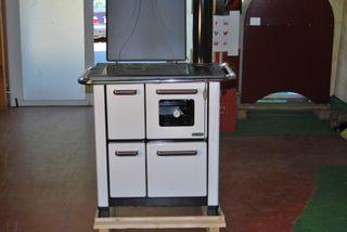 Cocina de leña Classica 350DX de Dal Zotto nueva