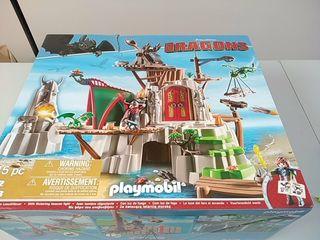 Playmobil 9243. Mema Como entrenar a tu dragón