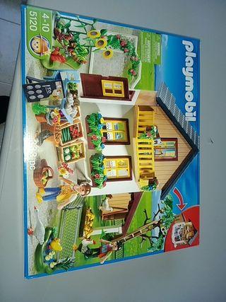 Playmobil 5120. Casa de agricultores.