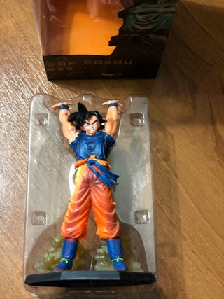 Figura Son Goku de coleccionismo