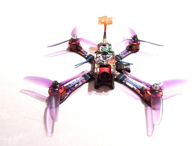 OFERTA. IFLIGHT iX5 V3 210mm