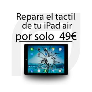 iPad air (Reparación de tactil)