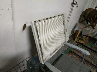 Radiador, Calefactor.