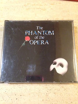 Cd THE PHANTOM OF THE OPERA