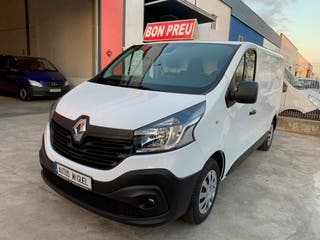 Renault Trafic 2015 FURGON SENSORES NAVI WEBASTO