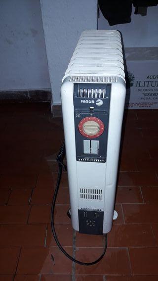 estufa de aceite electrica