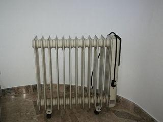 2 calefactores, calentadores, estufas