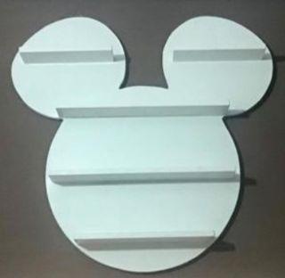 Estanterías Disney.