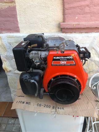 Motor kubota gx