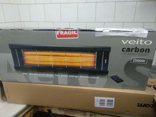 Calefactor infrarojos