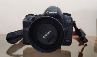 Canon 5d MarkII (491 disparos reales). +50mm 1.8