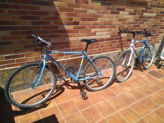 Vendo dos bicicletas buen estado