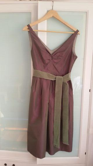 Vestido de fiesta de Hoss Intropia talla 40