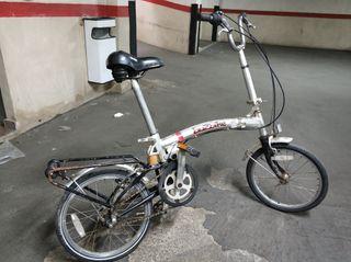 bici holandesa plegable 16