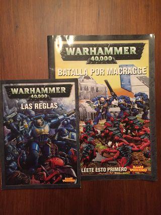 Warhammer 40.000: La Batalla de Macragge