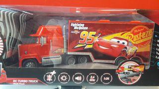 Camión Radio Control Cars NUEVO