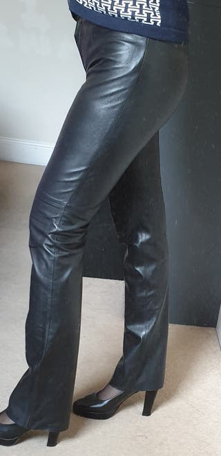 Leather trousers Josep