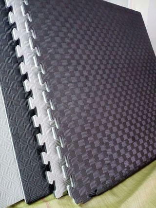 suelo blando, nuevo, Tatami Puzzle reversibles