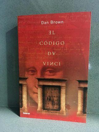 Libro de Dan Brown
