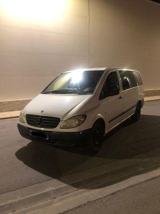 Mercedes Vito 9 plazas aceptó cambio