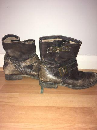 Vintage boots.
