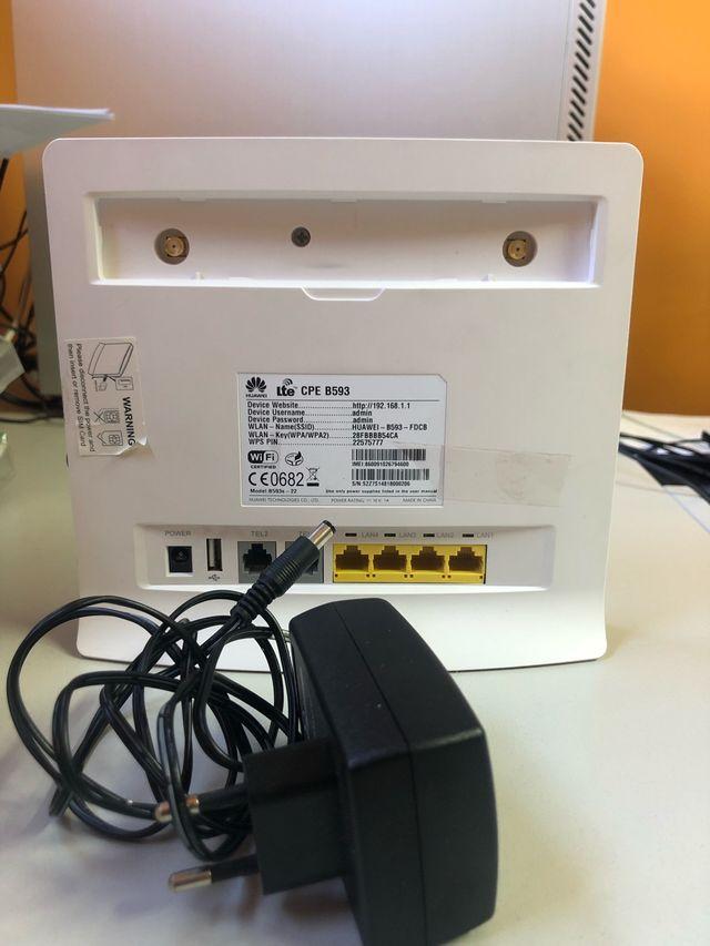 Pin Huawei Router
