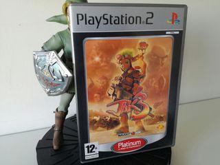 Jak 3 como nuevo PS2