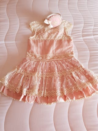 Vestido de Chari Sierra