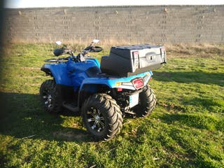 quad atv cfmoto