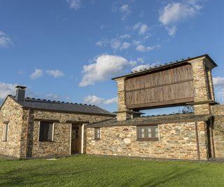 Alquiler pequeña casa rural